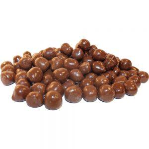 Caramels de chocolat au lait mini