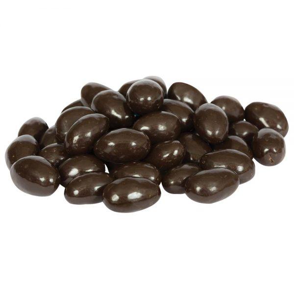 Amandes au chocolat noir 60%