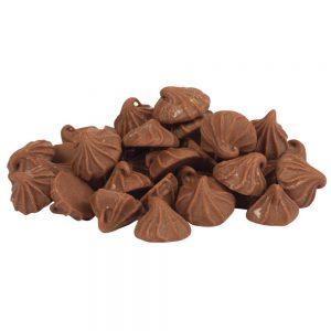 Rosettes au chocolat